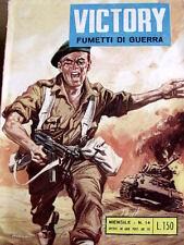 Victory Fumetti di Guerra 14 1969 ed. Alhambra