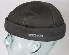 STETSON Dockermütze Skullcap Docker Cap Mütze Wintermütze gefüttert 8821105 NEU