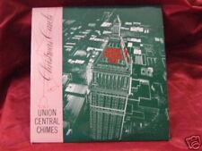 Christmas Carols Union Central Chimes LP GS6201