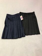 Royal Park Knife Pleat Polyester Uniform Skirt Free Shipping