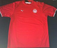 Puma Trikot Olympiakos Piräus Griechenland Shirt  rot  S  M  XL  XXL   neu