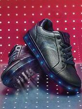 GEOX  BLINKER  LED Sneaker mit USB Kabel  7 LED Farben und 4 Blinkmodi aufladbar