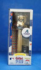 4 Arizona Diamondbacks Baseball Charlie Brown PEZ Musical Giant Candy Dispenser