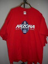 University of Arizona Football New Mexico Bowl 2012 -Red