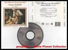 "GUSTAV MAHLER ""Symphonie n°1 Titan"" (CD) Anton Nanut"