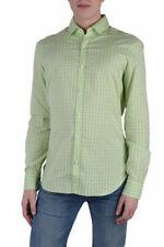 Barba Napoli Men's Multi-Color Long Sleeve Dress Shirt US 15 15.5 15.75 16 16.5