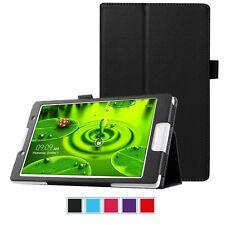 """Cuero Sintético Smart Case De pie Cubierta para Tablet Lenovo Tab 2 A8-50F 8"""""""