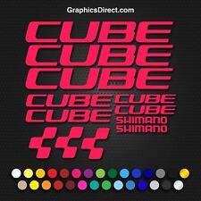 Cube Graphics Set (BDS03)