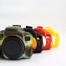 Rubber Silicon Soft Case Cover Protector for Canon 600D 70D 700D 80D 77D 800D