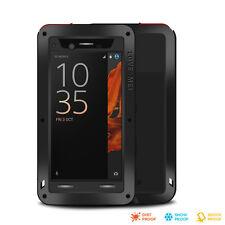 Love Mei Hybrid Aluminium Heavy Extreme Gorilla Schutzhüllen Für Sony Xperia XZ