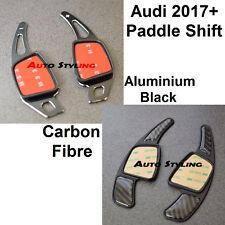 Extensiones de cambio de paleta AUDI A3 S3 A4 S4 A5 S5 Q2 Q5 Q7 TT TTS Shifter Gear 2017
