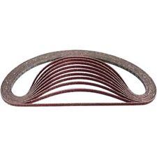 "MAKITA 9mm 3/8"" Abrasive Belt for Belt Sander 9032 #40 - #240 from Japan"