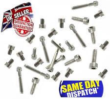 M3 Bolt Socket Cap Screw A2 Stainless Steel Bolts Hex Head Allen Key DIN 912