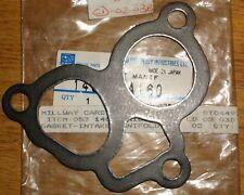 Gasket, Intake Manifold, Genuine Subaru inlet, 14035AA160