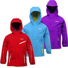 Regatta Skyjack Kids Jacket Girls Boys Waterproof & Breathable RKW123