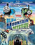 Thomas & Friends: Blue Mountain Mystery - The Movie Blu Ray