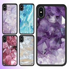 iPhone X 8 8 Plus 7 7 Plus 6 6s SE 5s 5c Case Crystal Tumblr Print Bumper Cover