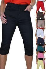 ICE Jeans Para Mujer Capri Cropped Con Estiramiento