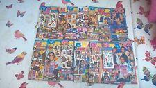 Vintage German Bravo Magazine 1996 Mariah Carey BackStreet Boys Jimmy Kelly sex