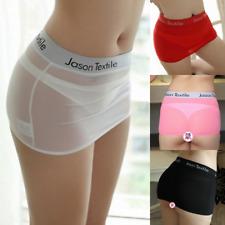 Women Sexy Mini Micro Skirt Short Underdress Tight Lingerie Clubwear