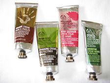 The Body Shop hemp hand Protector ,Absinthe Purifying , Rose,Almond U Pick 100mL