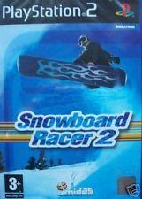 Snowboard Racer 2 (Sony PlayStation 2, 2003) - European Version