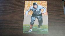 1994 William Roy ( Link ) Lyman goal line art card cleveland bulldogs