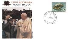 Papua New Guinea John Paul II Pope Papst Papież (84/1)
