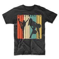 Vintage Retro 1970's Style Cheerleading Cheerleader Cheer T-Shirt