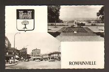 """ROMAINVILLE (93) CITROEN DS & 2CV au RESTO """"LE SOLEIL"""""""