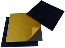 FIRESEAL™ Class 0 Acoustic Foam Tiles 4pc 50x50cm, sound treatment, professional