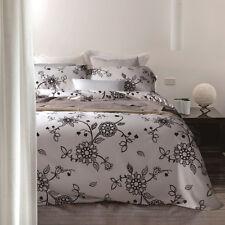 800TC Cotton Sateen Quilt Cover Set - Fansa (Queen/King Size)