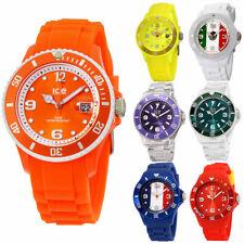 Ice Watch World & Classic Color Quartz Movement Unisex Collection