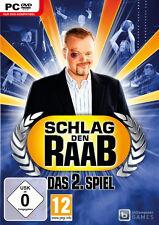 Schlag den Raab: Das 2. Spiel (PC, 2011, DVD-Box)