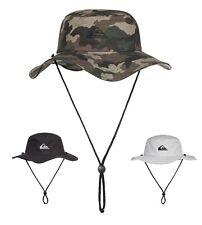 Quiksilver Bushmaster Bucket Hat - Black b00a40d7225a