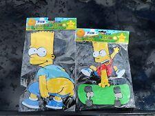 Cartoon Characters Fun-Tastic Foam 3D Wall Stickers The  Simpsons
