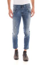 Jeans Daniele Alessandrini -50% Uomo Denim PJ454NCL140-