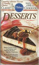 Pillsbury Classic Cookbooks Desserts March 1992