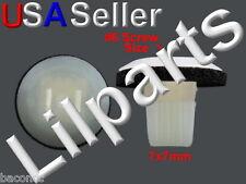 Nut #6 Screw Grommet Sealer Clip Retainer Honda 90662-693-003, Toyota 9018-04066