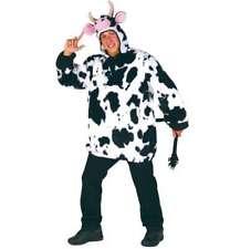 Kuhweste Kuh Kühe Kostüm Overall Plüsch Milch Kuhkostüm Tier Kleid Hose Weste