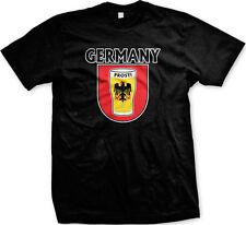 Germany Prost Eagle Beer Glass Beerfest Deustchland Oktoberfest Mens T-shirt