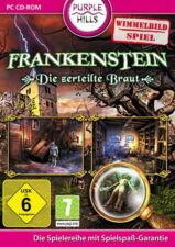 Frankenstein - Die zerteilte Braut (PC, 2009, DVD-Box)