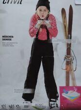 Mädchen Skihose Schneehose Winterhose Snowboardhose Kinder Wasserdicht TOP NEU