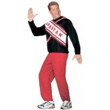 SNL Spartan Cheerleader Funny Costume Halloween Fancy Dress
