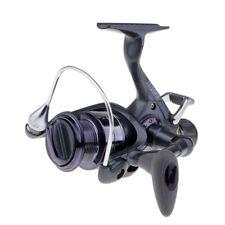 Bobine de pêche à la carpe avec système de freinage avant et arrière