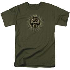 "Sun Records ""Rock Heraldry"" T-Shirt - Adult, Child"