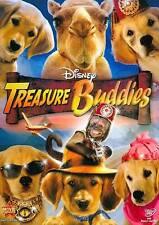 Treasure Buddies ( DVD; A Walt Disney Film) Brand New