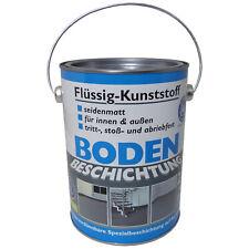 RAL7001 Garagenfarbe Betonfarbe Estrichfarbe Garagenboden Beschichtung Wilckens