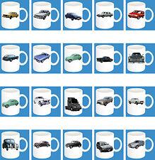 300ml Cerámica Vaso con Motivo: Volvo Auto Modelo Taza de Café Car