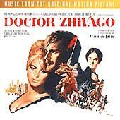 Maurice Jarre - Doctor Zhivago [Rhino] (Original Soundtrack, 2002) Remastered